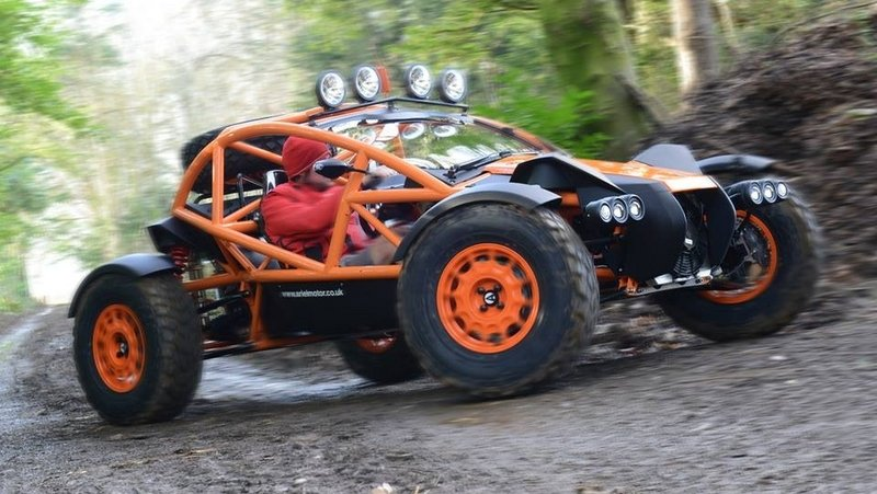 Ariel Nomad Now Available In The U.S.