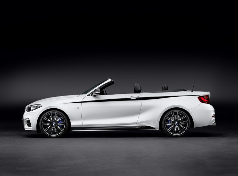 2015 BMW 220d Cabrio With M Performance Parts High Resolution Exterior - image 610676