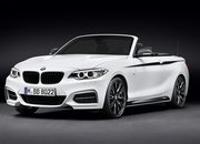 2015 BMW 220d Cabrio With M Performance Parts - image 611287