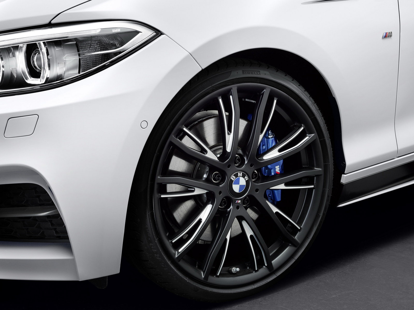 2015 Bmw 220d Cabrio With M Performance Parts Picture