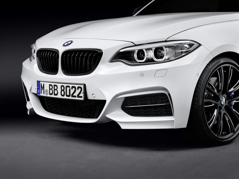 2015 BMW 220d Cabrio With M Performance Parts Exterior - image 610671
