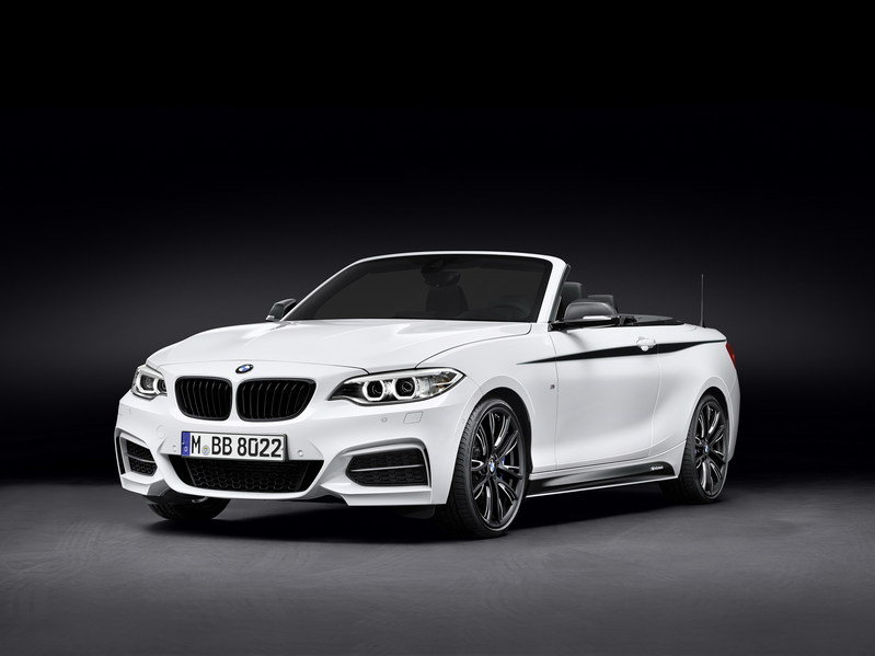 2015 BMW 220d Cabrio With M Performance Parts High Resolution Exterior - image 610667