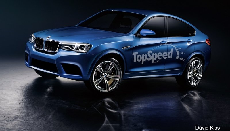 BMW Confirms Development of the X3 M and X4 M