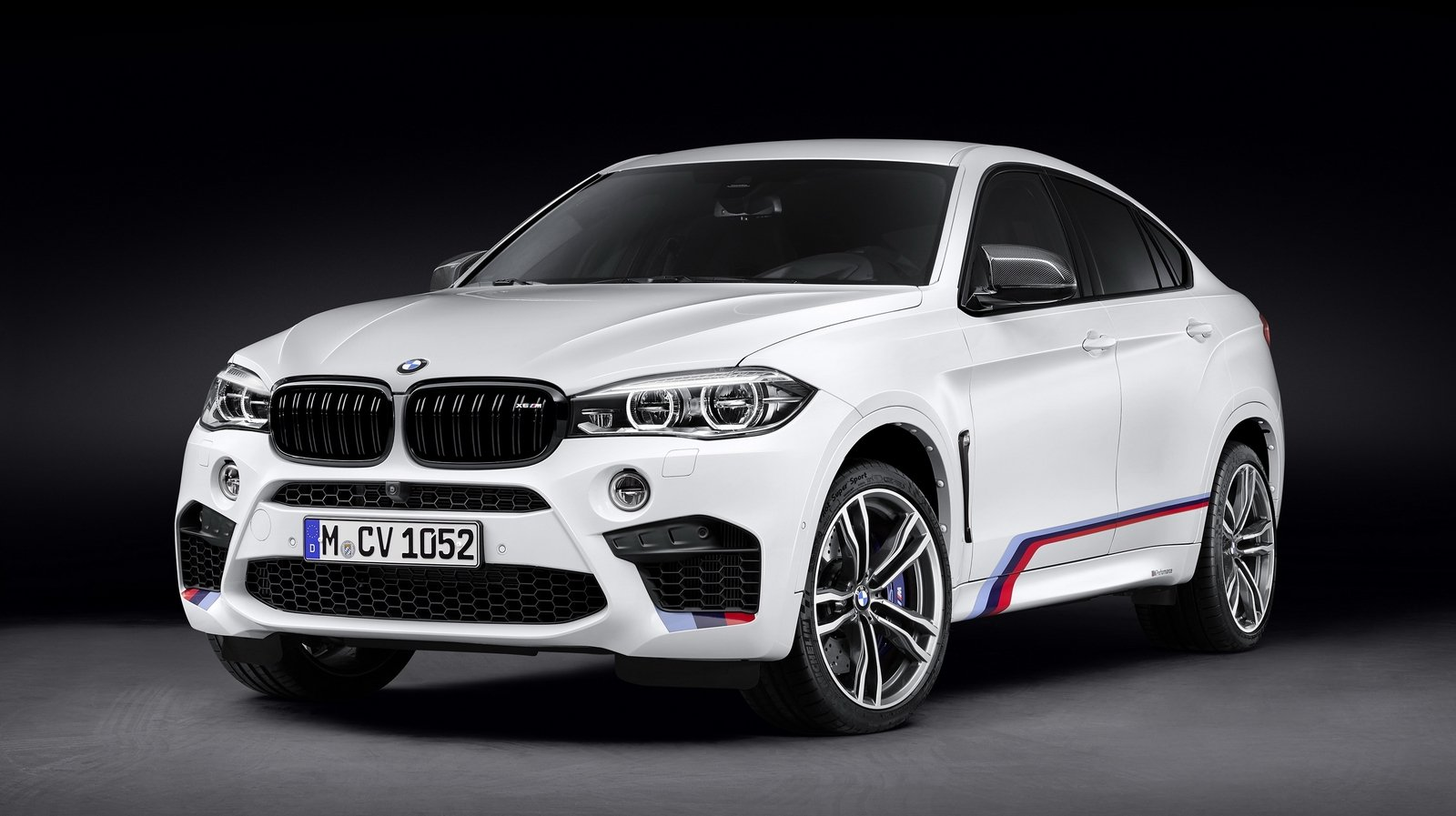 2015 Bmw X6 M With Bmw M Performance Parts Top Speed