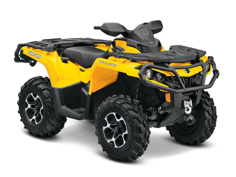 2015 Can-Am Outlander XT