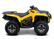 2015 Can-Am Outlander XT - image 610057