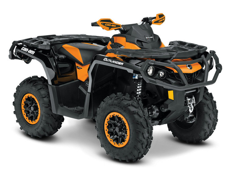 2015 Can-Am Outlander XT-P