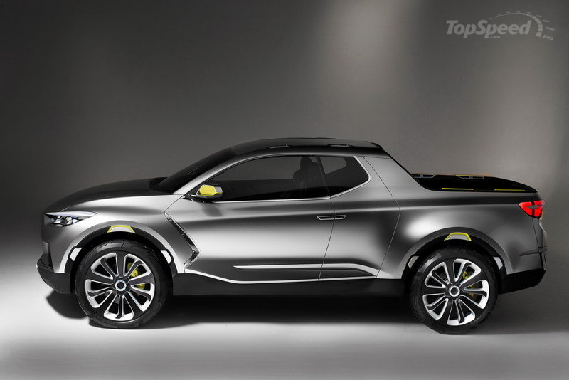 The Hyundai Pickup Will Be Rough, Tough, and Ladder-Framed High Resolution Exterior - image 610687