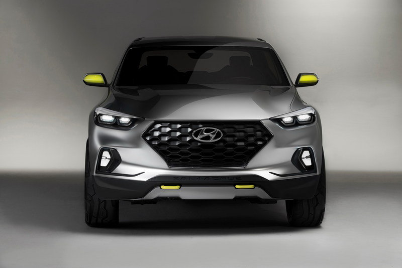 The Hyundai Pickup Will Be Rough, Tough, and Ladder-Framed High Resolution Exterior - image 610688