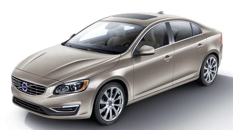 Volvo Will Build XC60 And S60 In Its US Plant