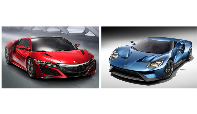 Supercar Buyers Guide After the Detroit Auto Show