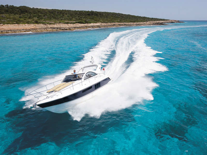 2015 Fairline Targa 38
