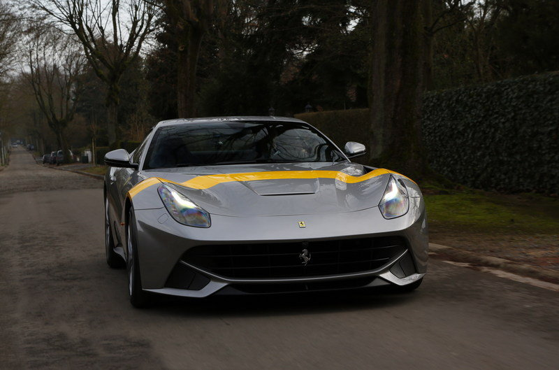 2015 Ferrari F12berlinetta Tour De France Edition Top Speed