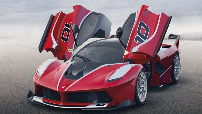 Ferrari FXX K Could Get A More Hardcore Version