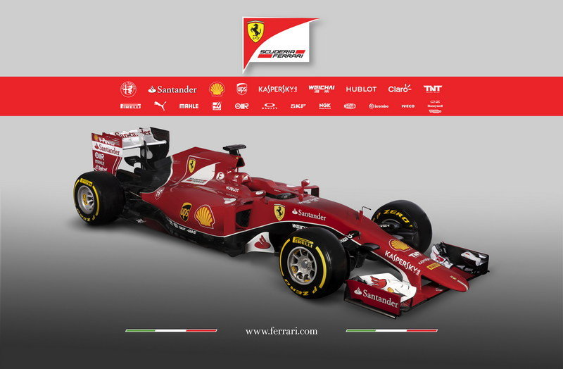 2015 Ferrari SF15-T High Resolution Exterior - image 614590