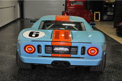 2006 Ford Gt Heritage Edition Top Speed
