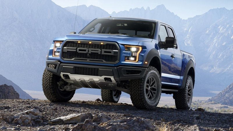 Ford Revell SnapTite - A Raptor Suitable for Your Kid