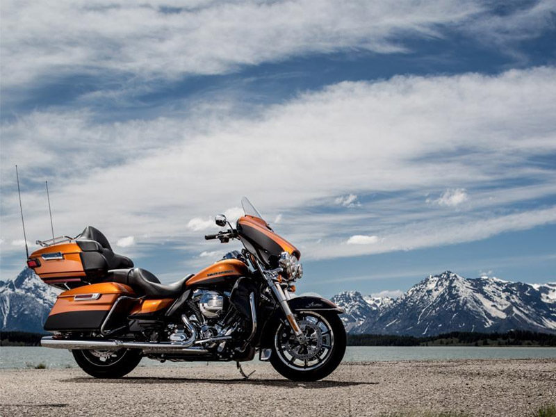 2015 - 2016 Harley-Davidson Ultra Limited / Ultra Limited Low