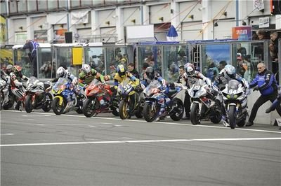 Honda Introduces 2015 FIM Endurance World Championship Racing Team