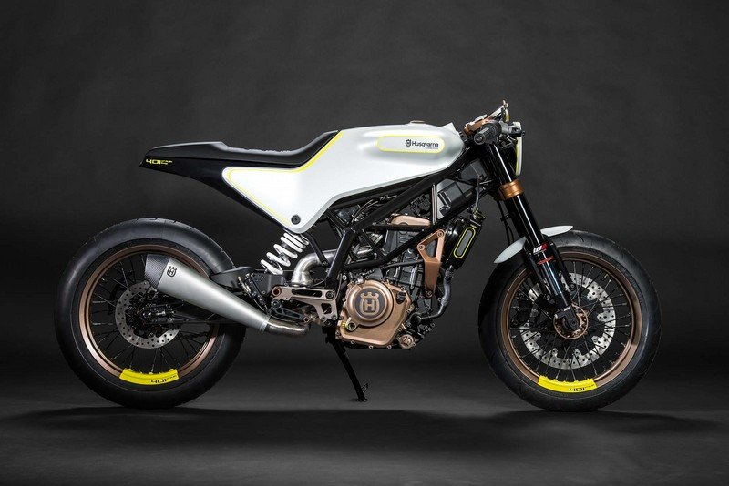 Husqvarna Concepts Headed to Production