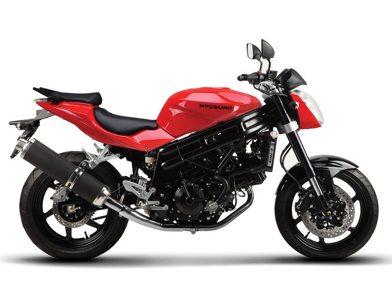 2015 Hyosung GT650 High Resolution Exterior - image 613541
