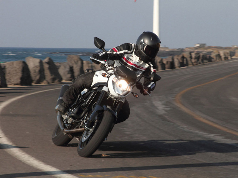 2015 Hyosung GT650 High Resolution Exterior - image 613543