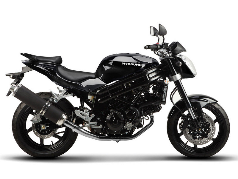 2015 Hyosung GT650 High Resolution Exterior - image 613540