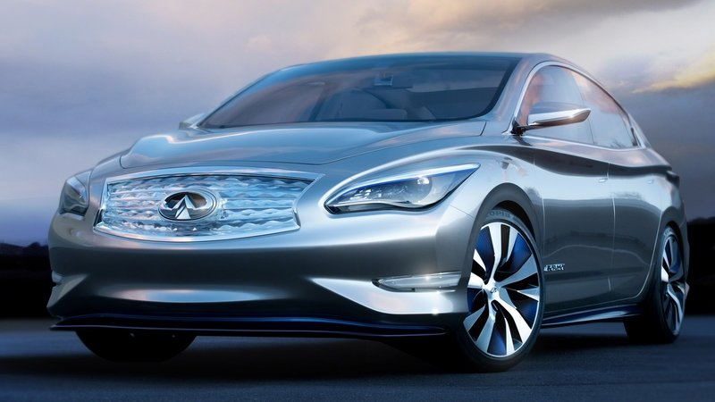 Infiniti's Electric Plans Put on Hold