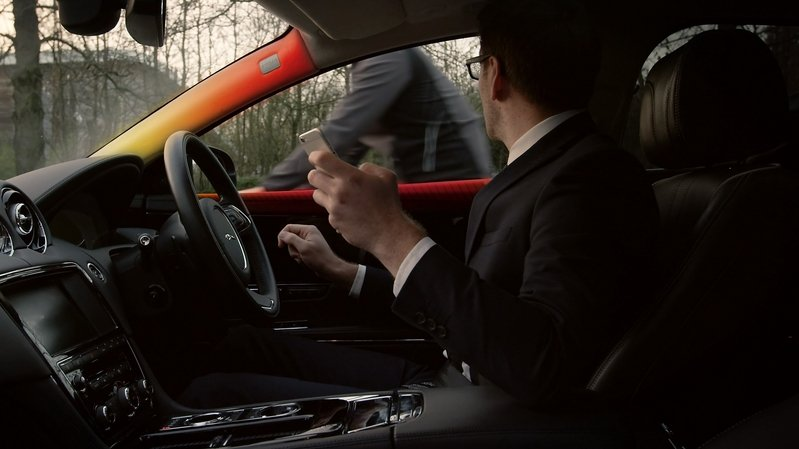 "Jaguar Land Rover Reveals ""Bike Sense"" Safety System"