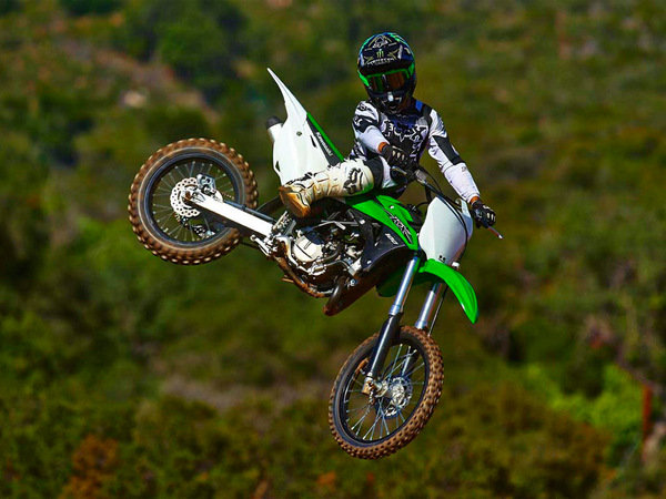 2015 Kawasaki KX 100 - Picture 612370 | motorcycle review @ Top Speed