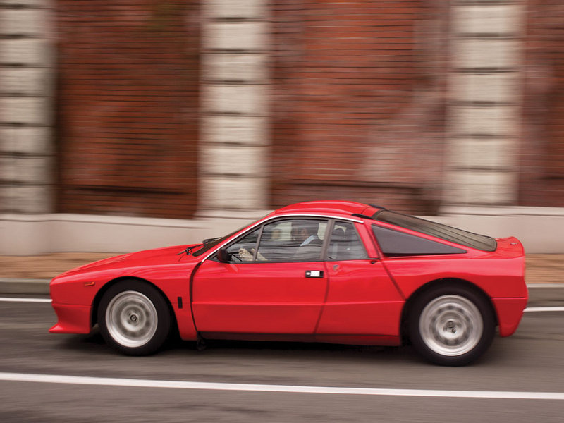 1982 Lancia 037 Stradale High Resolution Exterior - image 611938