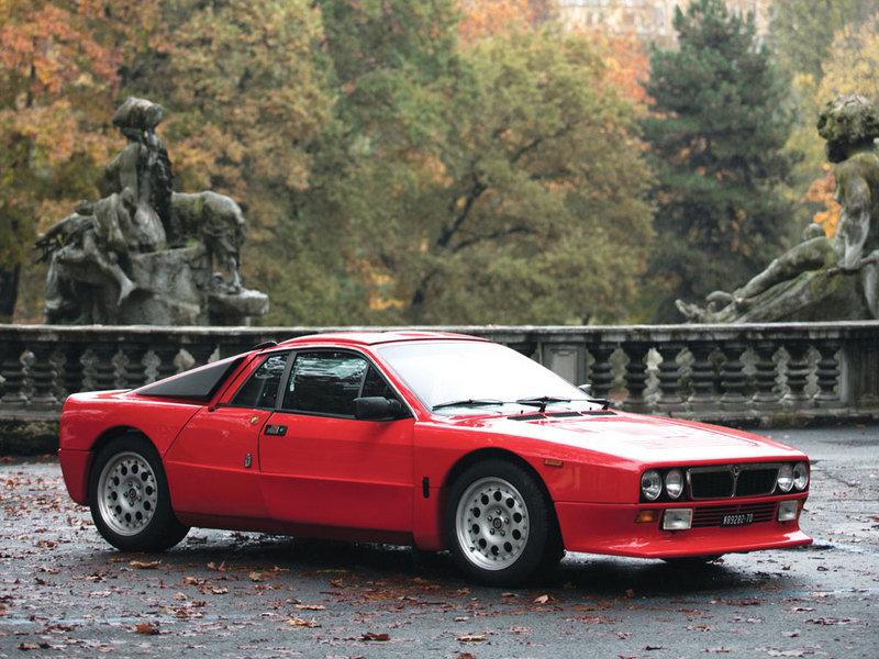 1982 Lancia 037 Stradale High Resolution Exterior - image 611926