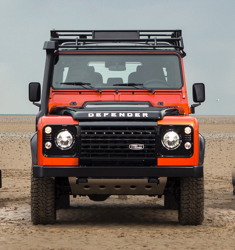 2015 Land Rover Defender Adventure Edition Review