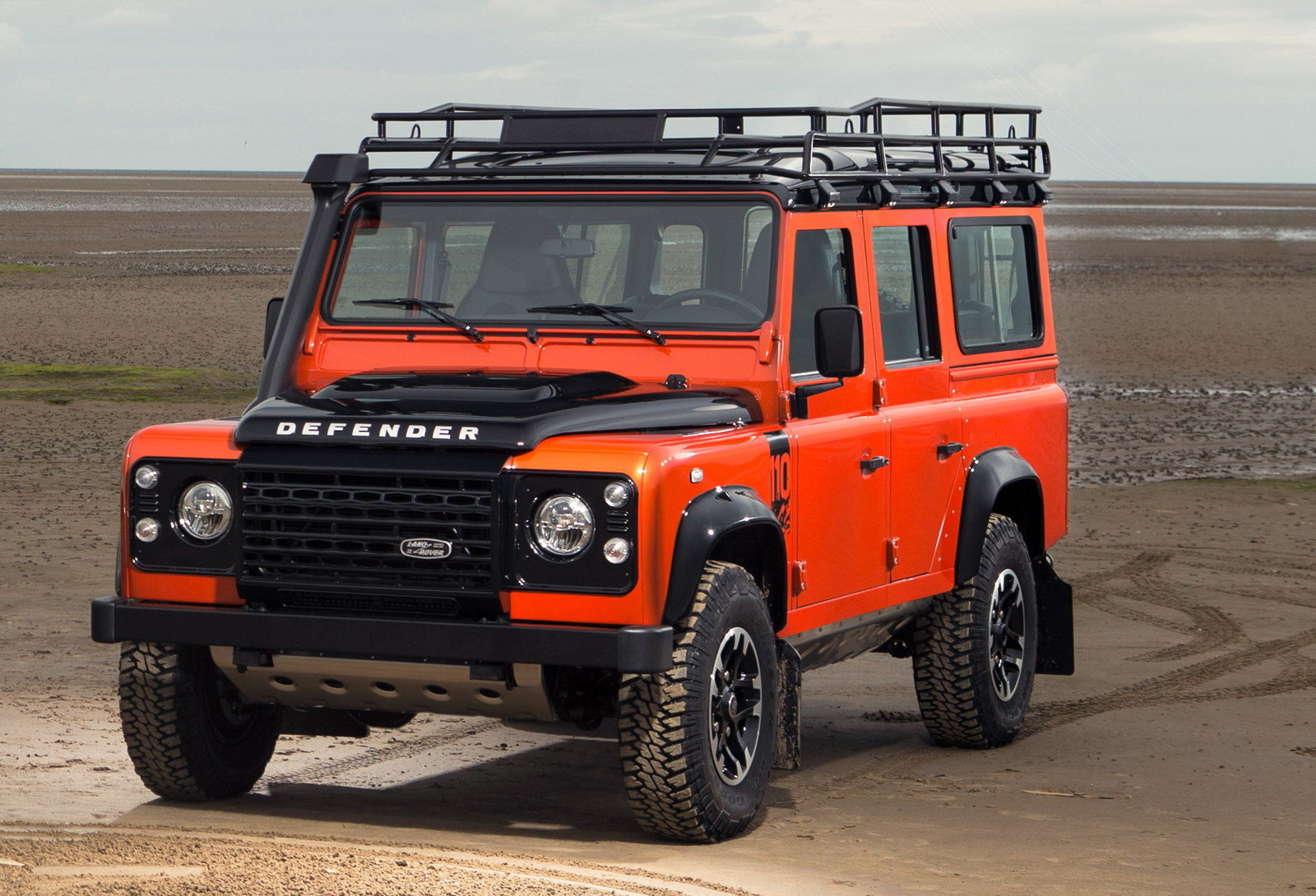 2015 land rover defender adventure edition picture 609181 truck review top speed
