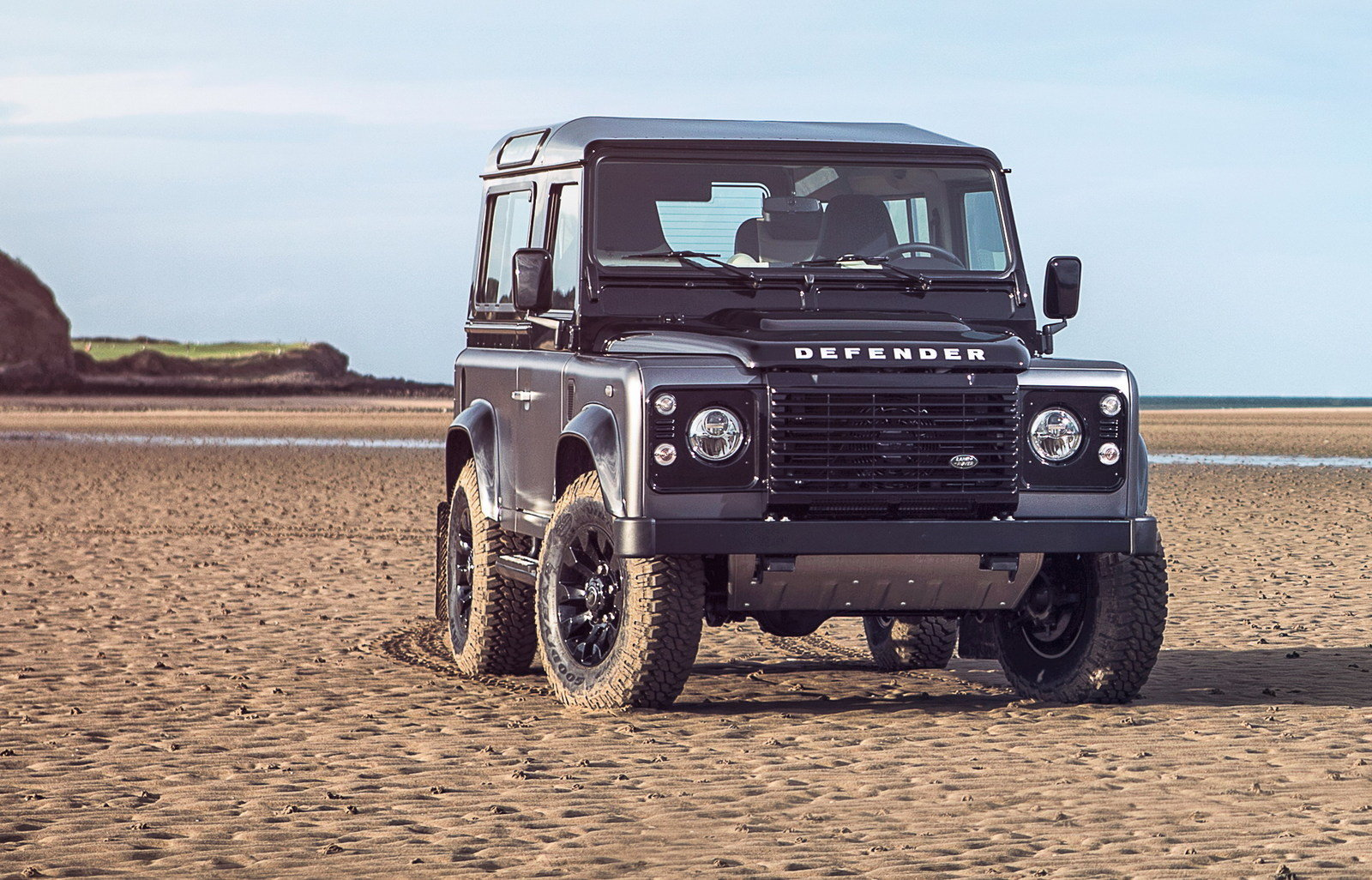 2015 Land Rover Defender Autobiography Limited Edition