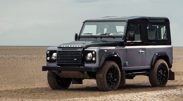 2015 Land Rover Defender Autobiography Limited Edition ...