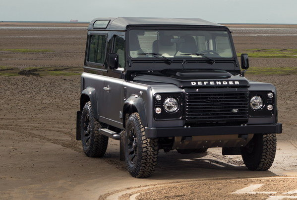 Beautiful 2015 Land Rover Defender Autobiography Limited Edition