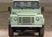2015 Land Rover Defender Heritage Edition - image 609168