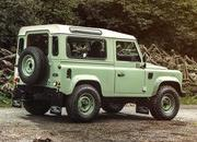 2015 Land Rover Defender Heritage Edition - image 609170