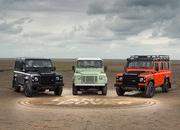 2015 Land Rover Defender Heritage Edition - image 609172