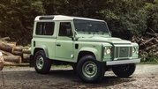 2015 Land Rover Defender Heritage Edition - image 609175