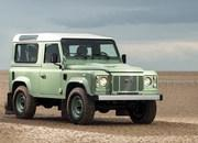 2015 Land Rover Defender Heritage Edition - image 609167