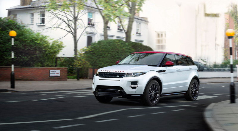 2015 Land Rover Range Rover Evoque NW8 High Resolution Exterior Wallpaper quality - image 611500