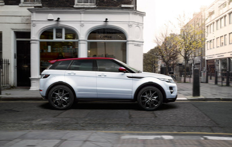 2015 Land Rover Range Rover Evoque NW8 High Resolution Exterior - image 611502