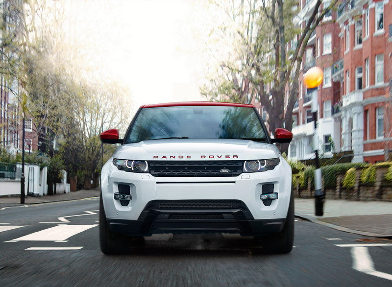 2015 Land Rover Range Rover Evoque NW8 High Resolution Exterior - image 611503