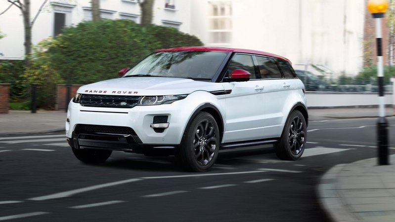 2015 Land Rover Range Rover Evoque NW8 High Resolution Exterior - image 611505