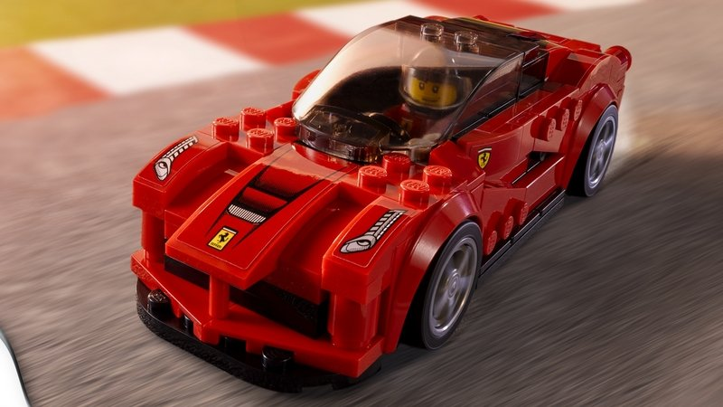 Lego Prepares Speed Champions Sets For Spring 2015