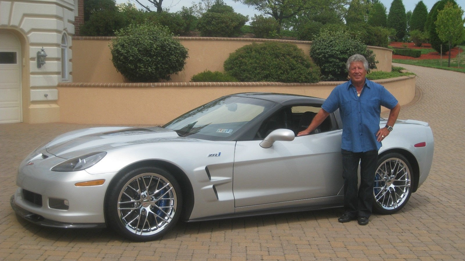 mario andretti 39 s chevrolet corvette zr1 for sale on ebay picture 609270. Cars Review. Best American Auto & Cars Review