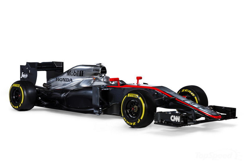 2015 McLaren-Honda MP4-30 Formula 1 Car High Resolution Exterior Wallpaper quality - image 614262