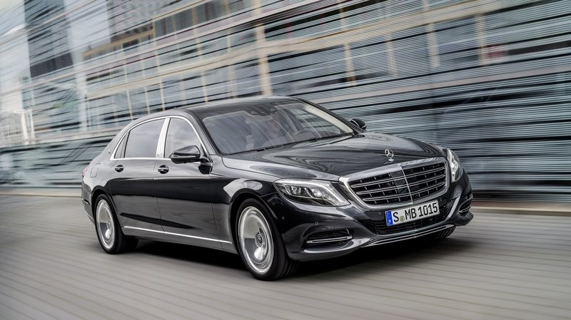 Mercedes Plans Maybach-Branded SUV